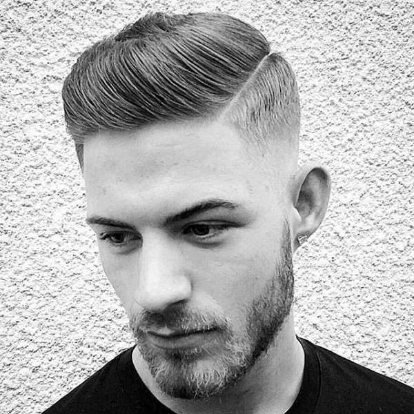 Tolle Frisur Für Männer