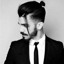 debonair samurai Haarschnitte für Männer