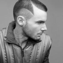dünnen Haare buzz cut für Männer