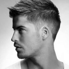 fade manly moderne Frisuren für Männer