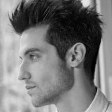 faux hawk Frisuren für Männer
