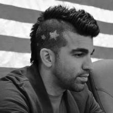 fohawk Herren-Haarschnitt Ideen