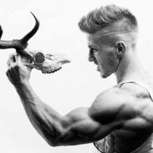 fohawk Herren undercut Haar-Ideen für Männer