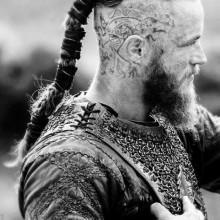 geflochtenen langen undercut Jungs Frisur