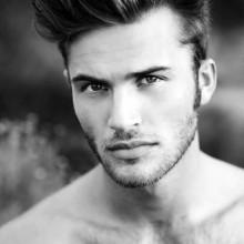 gepflegte Herren wellige styles für mittellanges Haar