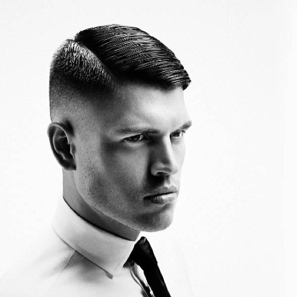 greaser rockabilly Frisuren kurze Haare für Männer | KunsTop.de