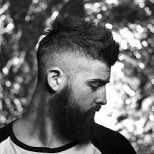 gut grommed männlichen Frisuren für kurze, dünne Haare