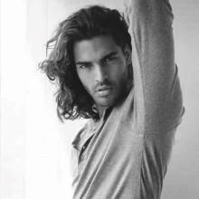gute lange Frisuren für Männer