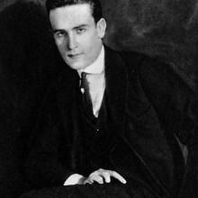 historische 1920er Frisuren für Männer