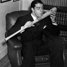 joe dimaggio cool Poliert Jungs 1940 Frisur