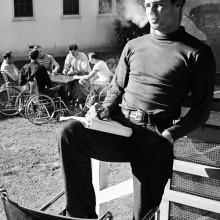 klassische Herren-Frisuren der 1950er Jahre