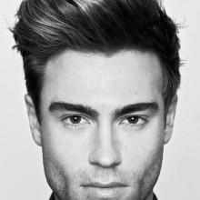 klassische männliche tolle Frisuren