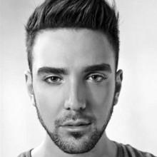 kurze Frisuren für Männer mit dicken welligen hair1