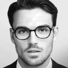 kurze Frisuren für Männer mit welliges Haar