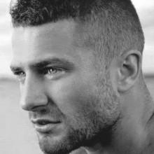 kurze Haare Frisuren für Männer
