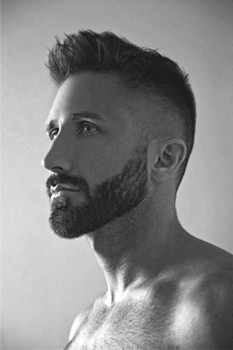 Männer kurzer haarschnitt Männer Frisur
