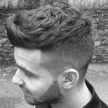 kurze Haarschnitte für Dicke Haare men1
