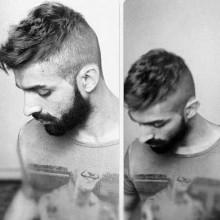 kurze Haarschnitte für Dicke Haare men2