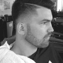 kurze Haarschnitte für ältere Männer