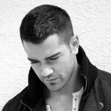kurze Haarschnitte für dünnes Haar Männer