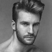 kurze wellige Haare Männer