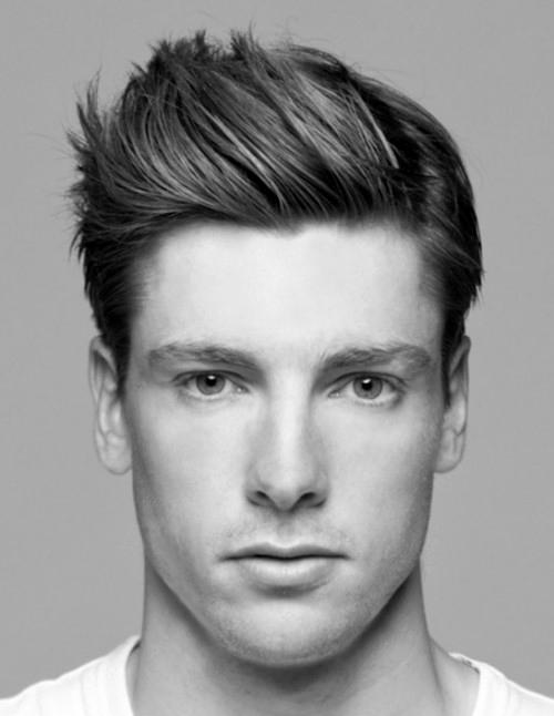 Spiky Frisuren für Männer