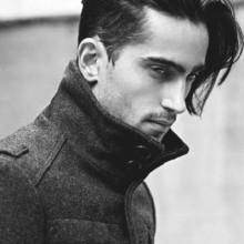 lang Frisuren für Männer