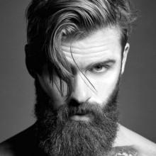 lang Frisuren für Männer mit geraden hair1