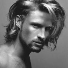 lang kurze Frisuren für Männer