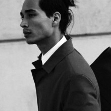 lang samurai Haare bei Männern
