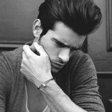 lange Haarschnitt Stile für Männer