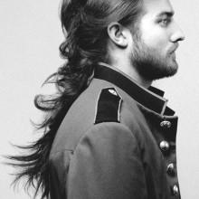 lange Länge Frisuren für Männer
