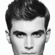 lockig moderne Frisuren für Männer