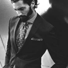 männliche Haar-Schnitte für business -