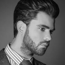 männliche Haarschnitte für Dicke medium Haar