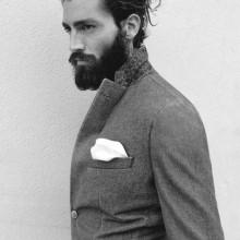 männliche lange Frisuren für Männer