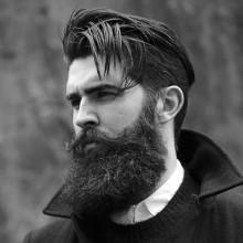 männliche mbeard Haarschnitte