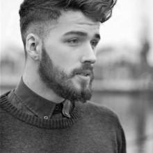 männlichen kurze Länge Frisuren für welliges Haar