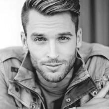manly kurze Haarschnitte für Männer mit Runden Gesichtern