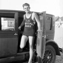 maskulinen 1920er-Jahre Haar frank sinatra