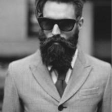 medium Länge Herren stilvolle Frisuren