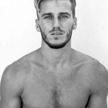medium Länge männliche Haare wellig