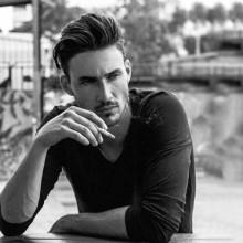 medium Stil Haarschnitte für Dicke Haare für Männer