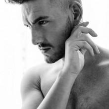medium-wellig, high-verblassen Haar-für gentlmen
