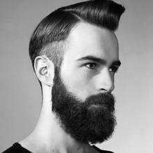 mens Frisuren und Bärte