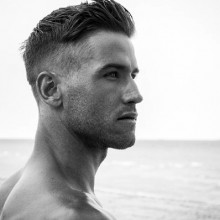 mens low fade Frisuren