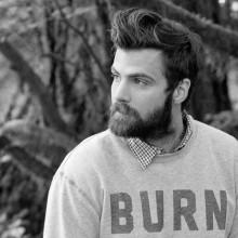messy tolle Frisuren für mittlere Haar für Männer