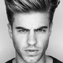 mittellang Jungs Frisuren für Dicke Haare