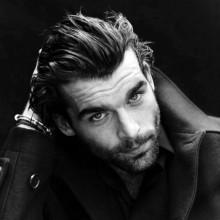 mittlerer Länge Frisuren für Männer mit dicken Haaren
