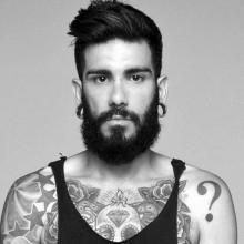 mittlerer Länge Frisuren für Männer mit dicken hair1